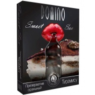 Презерватив DOMINO Sweet Sex  Тирамису