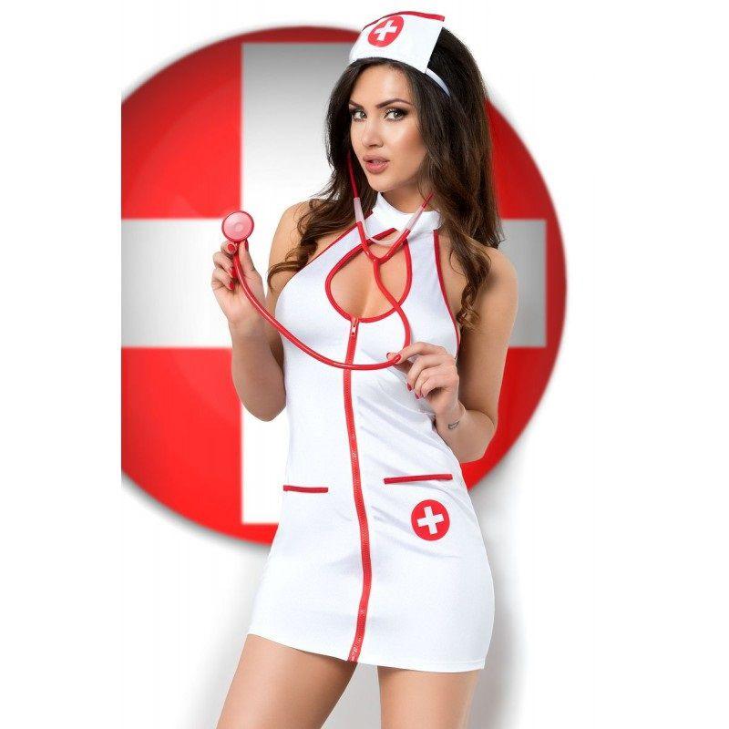 Сексуальный костюм медсестры фото 82614 фотография